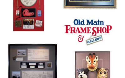 Frame a Memory