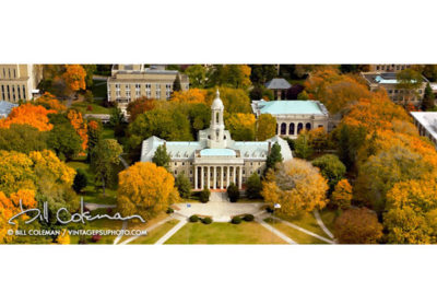 PSU #7 Old Main '82