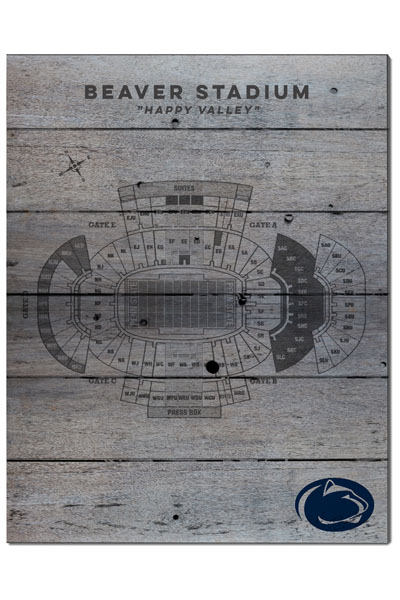 PSU Stadium Seating