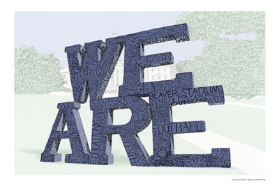 We Are - Word Art