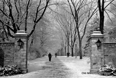 Main Gate Winter