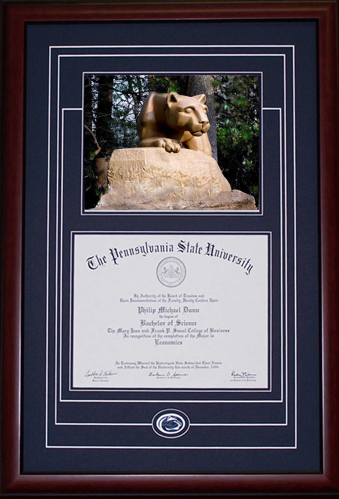 Diploma Frames | Old Main Frame Shop & Gallery
