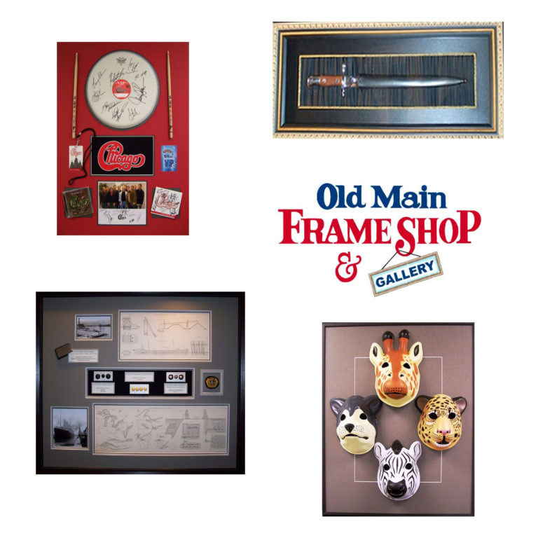 Frame A Memory Old Main Frame Shop Gallery
