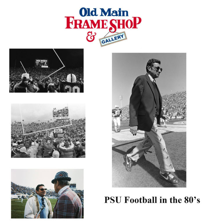 The 80\'s | Old Main Frame Shop & Gallery