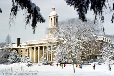Old Main Winter '78