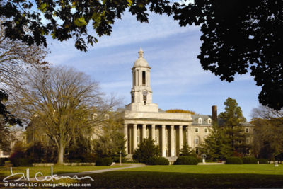 PSU #74 Old Main '85