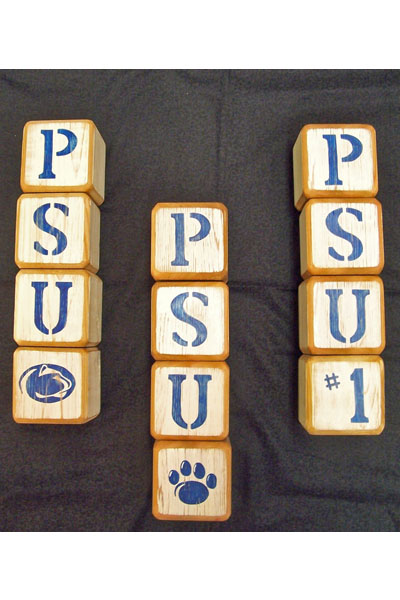 Penn State Blocks