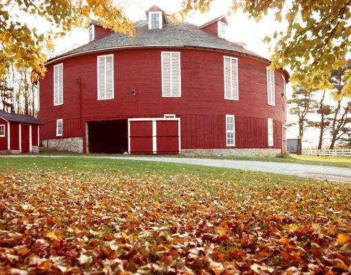Round Barn Fall