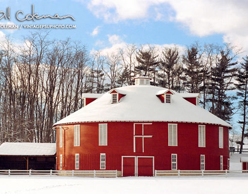 The Round Barn PSU #75