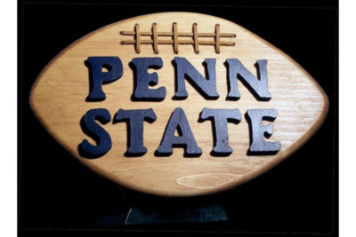 Penn State Plaque