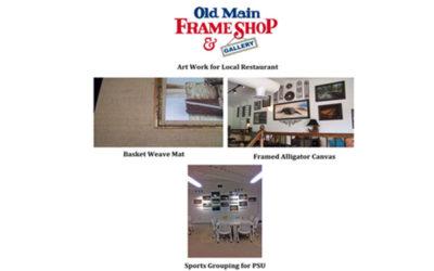 Commercial Art & Framing