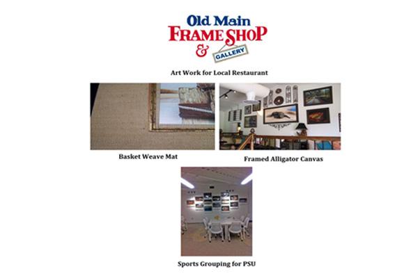 Commercial Art & Framing   Old Main Frame Shop & Gallery