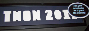 THON 2018 Picture Frame
